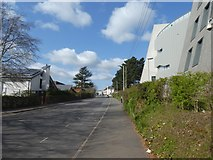SX9392 : Barrack Road, Exeter by David Smith