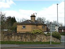 SE2534 : Armley Grange, North Lodge by Stephen Craven