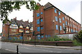 SP3379 : Disused hospital, Stoney Stanton Road by Luke Shaw