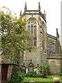 NT2473 : St John's, Edinburgh: east end of chancel by Stephen Craven