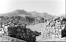 NY2101 : Hardknott Fort, 1960 – 1 by Alan Murray-Rust