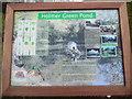 SU9097 : Information Board at Holmer Green Pond by David Hillas