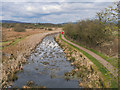 SD7908 : Manchester, Bolton and Bury Canal; View Northwards from Rothwell Bridge by David Dixon