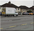 ST3090 : Health Courier Service vehicle, Malpas Road, Newport by Jaggery
