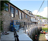 SX2553 : Sardine Factory, West Looe by Jaggery