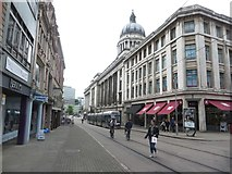 SK5739 : South Parade, Nottingham by Graham Robson