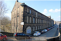 SE0641 : Low Mill, Keighley by Chris Allen