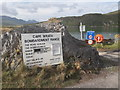 NC3766 : Keoldale: Cape Wrath range information by Chris Downer