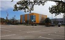 SK5802 : Car park at Freemans Park during the Coronavirus (COVID-19) Pandemic by Mat Fascione