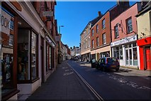 SS9512 : Tiverton : Gold Street by Lewis Clarke
