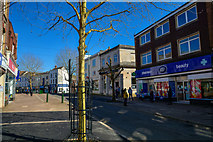 SS9512 : Tiverton : Fore Street by Lewis Clarke