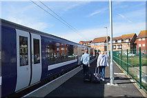 TM2532 : Harwich Station by N Chadwick