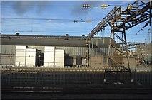 TQ2282 : Engine shed by N Chadwick