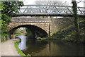 SD5070 : Bridge 128, Lancaster Canal by Ian Taylor