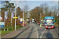 NT0438 : Biggar, Edinburgh Road by David Dixon