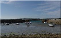 SW5130 : St. Michael's Mount Harbour by habiloid
