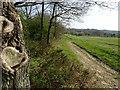 SO9094 : Penn Common Path by Gordon Griffiths
