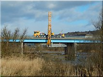 NS3977 : Work on the Blue Bridge by Lairich Rig
