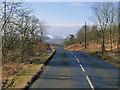 NT1041 : Southbound A72 near Kaimrig End by David Dixon