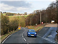 NT1245 : A72/A701, End of Multiplexing at Blyth Bridge by David Dixon