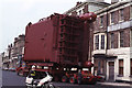 NZ5132 : Moving a large load, Church Street, Hartlepool by Colin Park