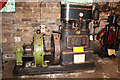 SK2999 : Wortley Top Forge - steam generator set by Chris Allen