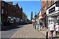 NS3321 : High Street, Ayr by Graham Robson