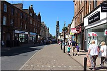 NS3321 : High Street, Ayr by Graham Robson