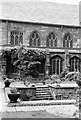 SJ4066 : Chester Cathedral Cloisters, 1960 by Alan Murray-Rust