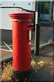 SX9164 : Postbox by Torquay coach station by Derek Harper