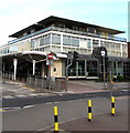 ST2995 : Reduced hours at Lloyds Bank, Cwmbran by Jaggery