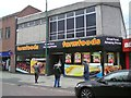 SJ9494 : Queuing at Farmfoods  by Gerald England