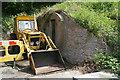 SJ8333 : Mill Meece Pumping station - air raid shelter by Chris Allen