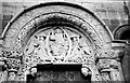 TL5480 : The Prior's Doorway, Ely Cathedral, 1961 by Alan Murray-Rust