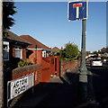SZ0694 : Wallisdown: Acton Road by Chris Downer