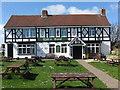 NZ3270 : The Robin Hood Inn, Murton by Geoff Holland