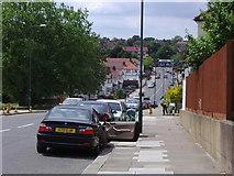 TQ2087 : Wood Lane, Kingsbury by David Howard