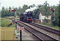 TQ3635 : Bluebell Railway, Kingscote by Stephen McKay