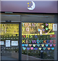 J5081 : NHS support, Bangor by Rossographer
