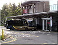 ST2995 : Stagecoach Gold bus in Cwmbran bus station by Jaggery
