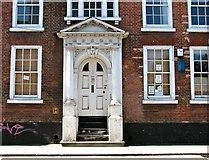 TG2309 : 44 Magdalen Street (entrance doorway) by Evelyn Simak