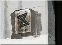 TG2309 : Extinction Rebellion graffiti on the Magdalen Street flyover by Evelyn Simak