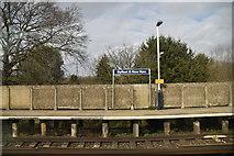TQ0562 : Byfleet & New Haw Station by N Chadwick