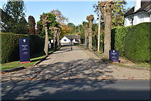 TQ0893 : Merchant Taylors' Prep School, Moor Park by N Chadwick