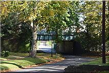 TQ0893 : Railway Bridge, Moor Park by N Chadwick