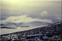 NH9802 : Due south towards Beinn MacDuibh by Richard Law