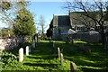 SE6250 : Churchyard in Heslington by DS Pugh