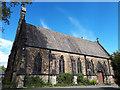 SE2438 : St James's church, Woodside, Horsforth by Stephen Craven