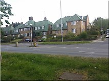 TQ2688 : Houses on Lyttelton Road, Hampstead Garden Suburb by David Howard