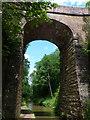 SJ6931 : Hollings Bridge No 58 by Mat Fascione